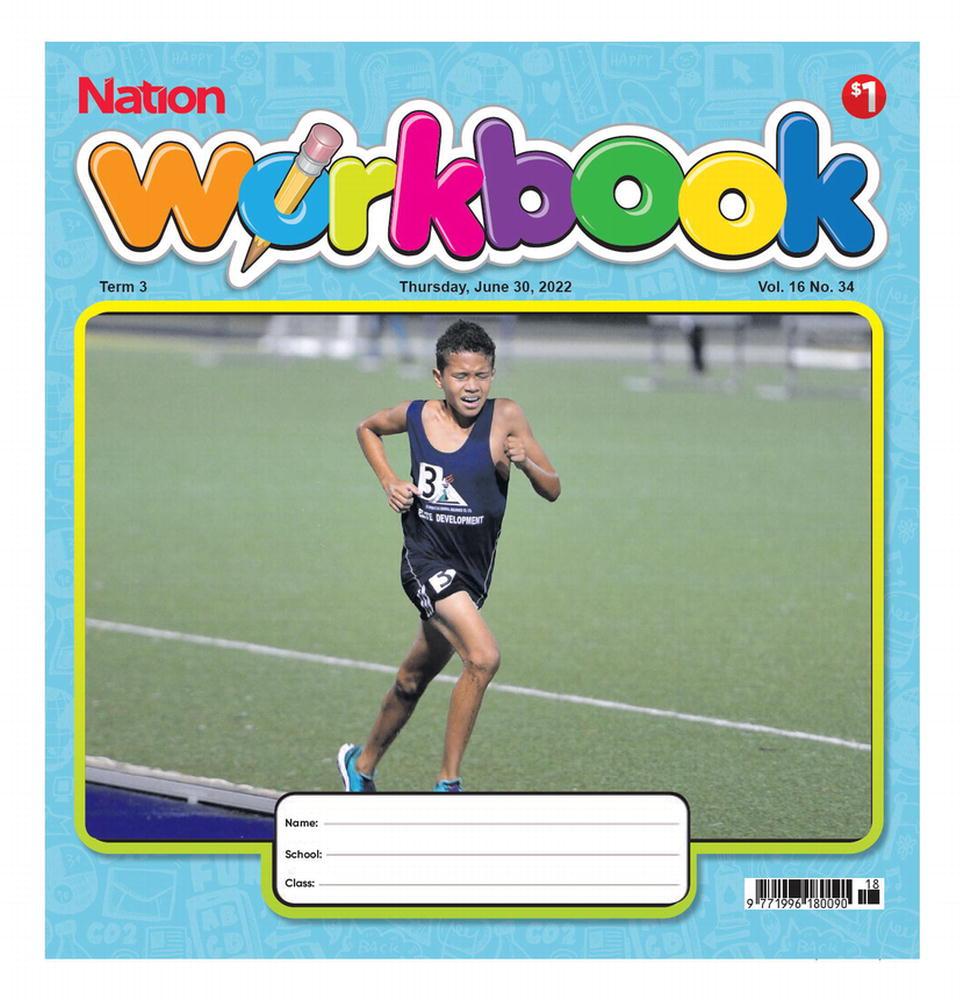 Nation News Workbook